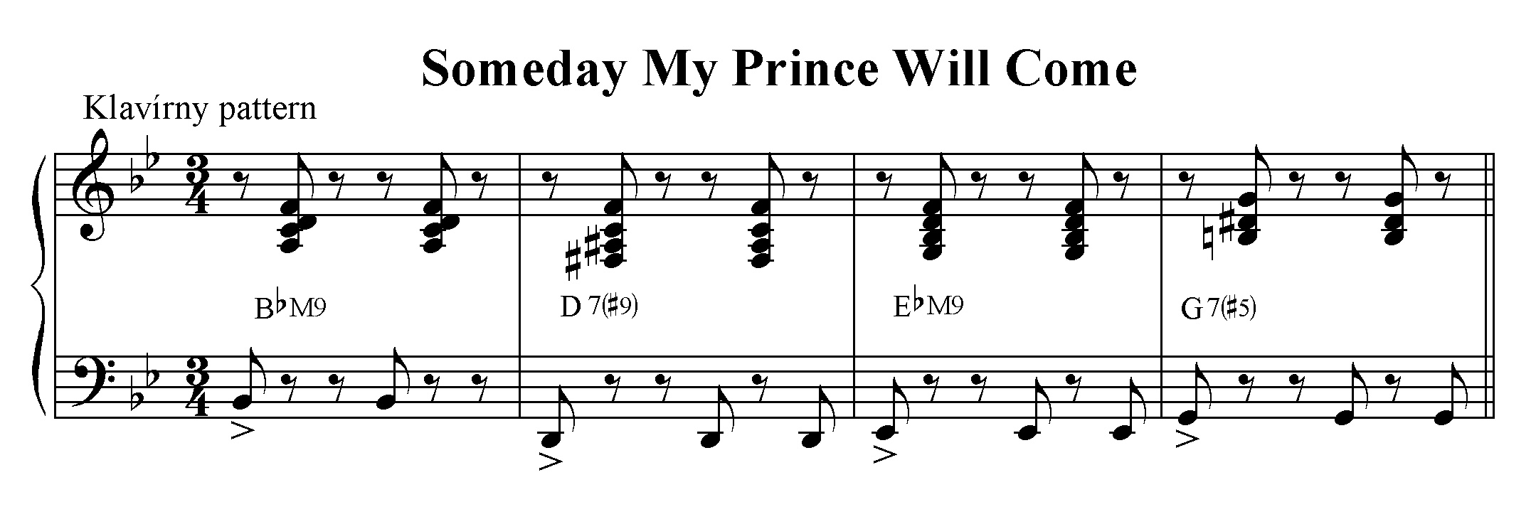 Gabriel jon slovak jazz pianist musicologica day my prince will come dimitrov4somedaymy hexwebz Choice Image